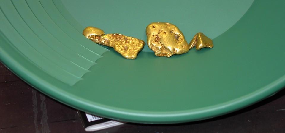 gold highbanker for sale