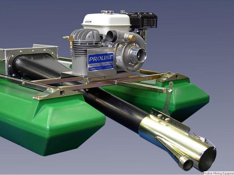"Proline Mining Equipment/Gold Dredges 4"" inch"