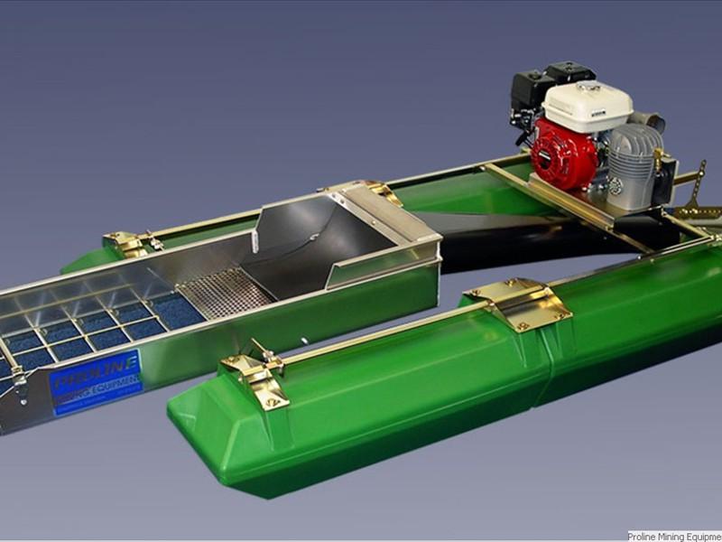 Proline Mining Equipment/Gold Dredges 4