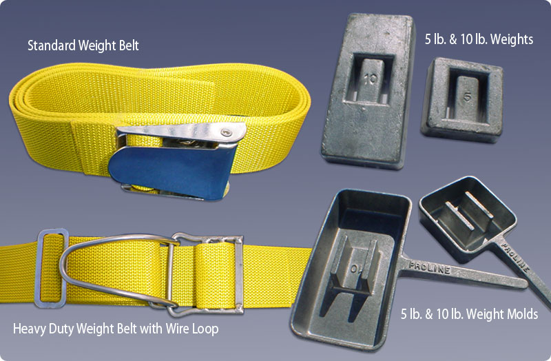 how to use a weight belt