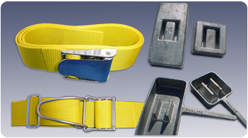 Weight Belts, Weights & Molds